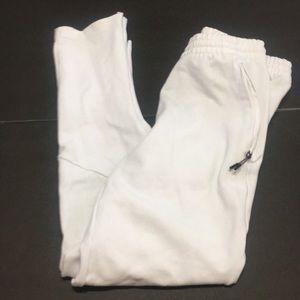 Adidas high waisted sweatpants